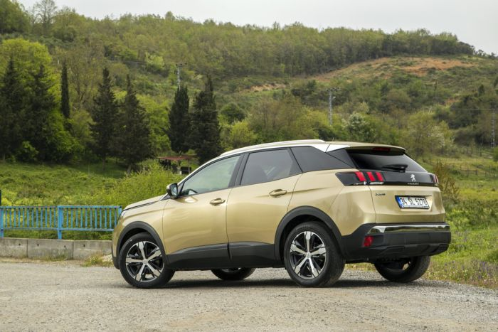 "Peugeot 3008: ""Women's World Car of the Year"""