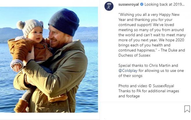 sussexroyal/Instagram