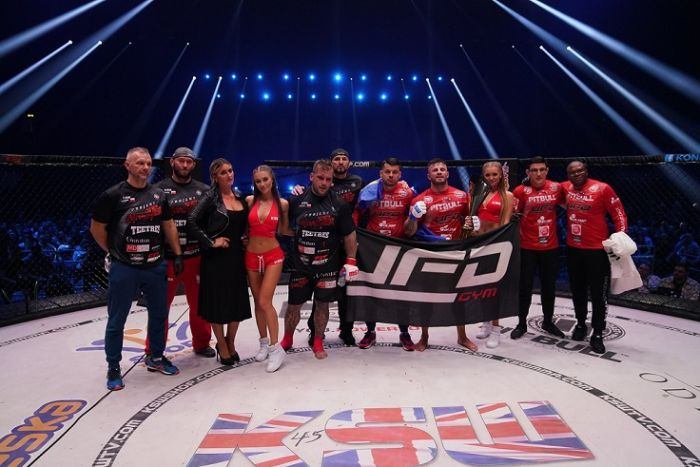 KSW 45: The Return to Wembley - wyniki