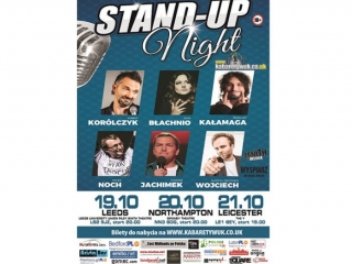 Stand-up Night