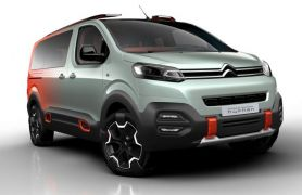 Citroen SpaceTourer Hyphen